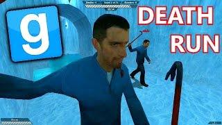 GMOD Death Run #1 with The Sidemen (Garry's Mod Deathrun)