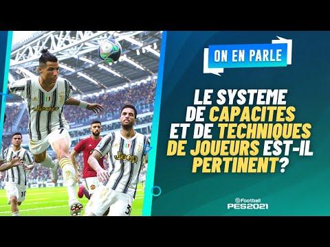 PES 2021 : Le système de capacités et de techniques de joueurs est-il pertinent? (Avec @Rominh_TV)