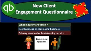 What Questions To Ask New QuickBooks Client