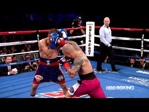 Fight highlights: Miguel Cotto vs. Sadam Ali (HBO World Championship Boxing)