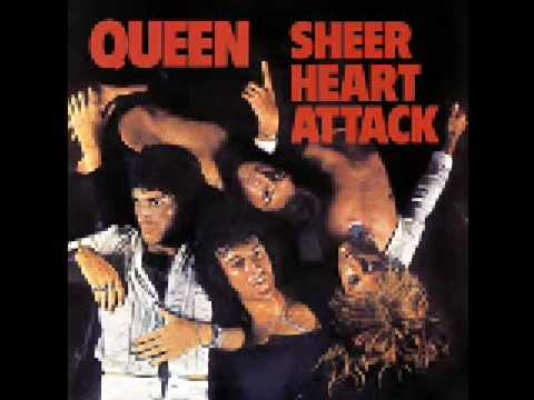 Queen-She Makes Me (Stormtrooper in Stilettoes)