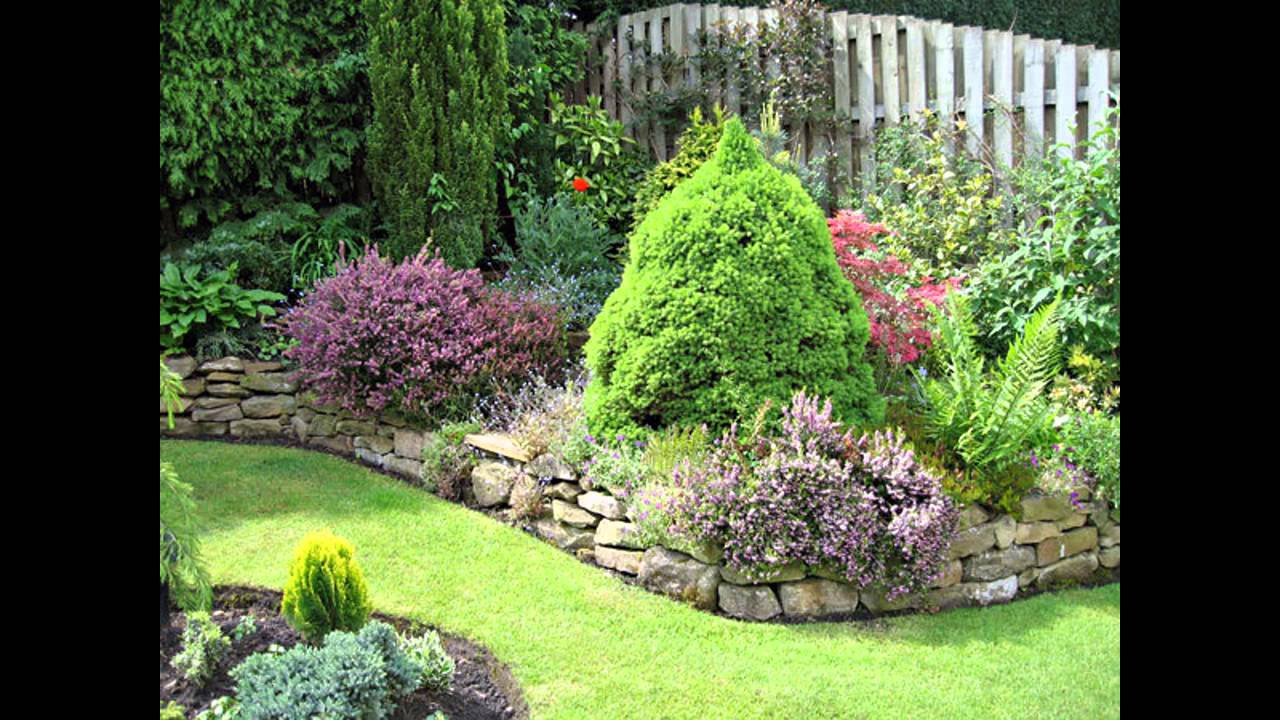 garden ideas  landscape for small garden pictures gallery