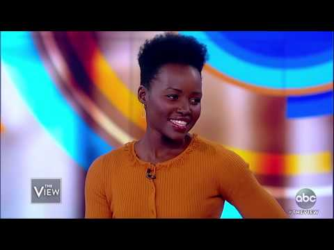 Lupita Nyong O Apologises After Us Evil Voice Disability Row Film The Guardian