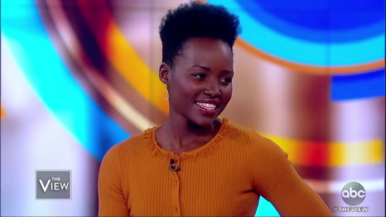 Download Lupita Nyong'o On The Movie 'Us' | The View
