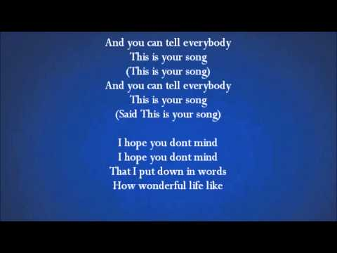 T.I Feat. Akon - Wonderful Life (Lyrics)