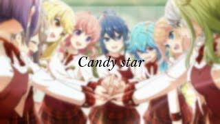 プロジェクト東京ドールズゲーム内楽曲 Candy star.
