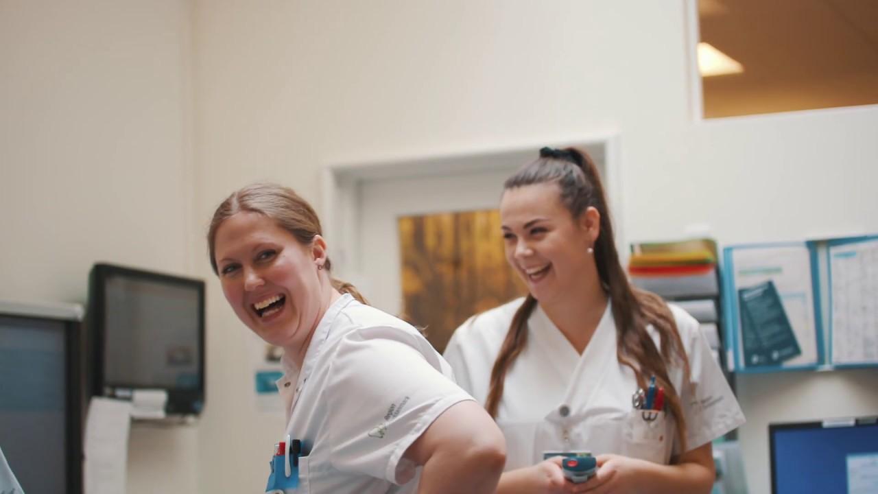 sygeplejerske assistent uddannelse