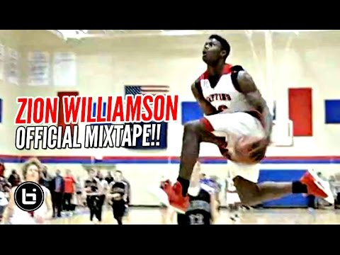 Thumbnail: Zion Williamson is NOT FROM THIS PLANET!! INSANE Mixtape! The Next Lebron!?