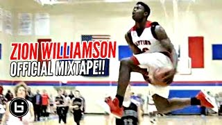 Zion Williamson is NOT FROM THIS PLANET!! INSANE Mixtape! The Next Lebron!?
