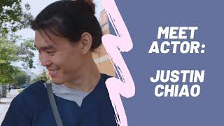 Queens: Meet Actor Justin Chiao
