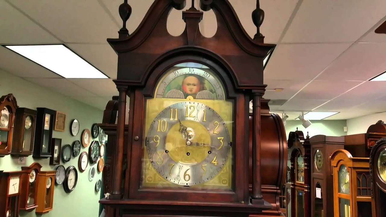 Grandfather clocks youtube amipublicfo Images