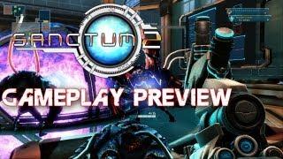 Sanctum 2 - Gameplay Preview