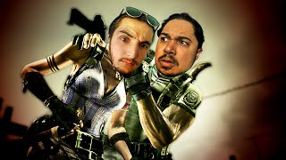 Je quitte Tra.... la FBAZ ! Il m'a laissé mourir exprès - Resident Evil 5 - Part 4