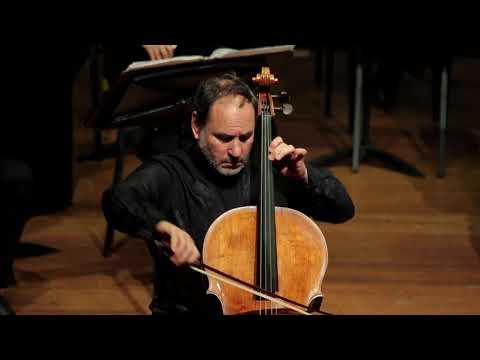 Schumann cello concerto arrangement, Gary Hoffman (Excerpt)