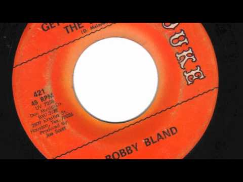 Getting Used To The Blues - bobby bland