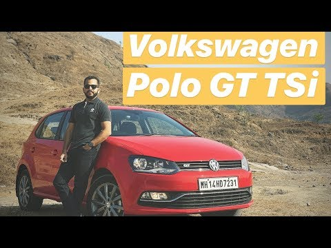 Volkswagen Polo GT TSi Drive Review - Old, But GOLD! (Hindi + English)