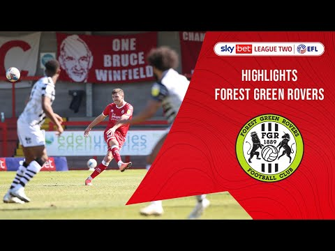 Crawley Town Forest Green Goals And Highlights