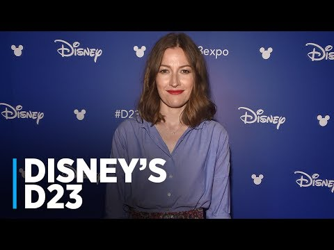 WRECKIT RALPH 2: Kelly Macdonald at Disney's D23 2017
