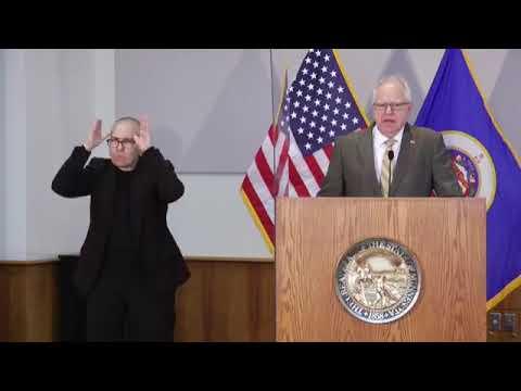 Colorado Governor holds COVID-19 briefing