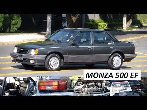 Dodge Dart Se >> Garagem do Bellote TV: Monza 500 EF - YouTube