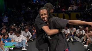Rubix vs Evion TOP 24 Hiphop Forever - Summer Dance Forever 2019