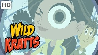 Wild Kratts ❓🔎 Who Is Martin Talking To? | Kids Videos