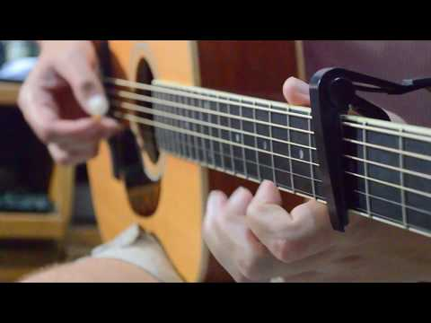 Scottish March and Jigs - Celtic Fingerstyle Guitar - CGDGCD