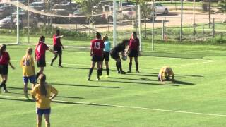 Ontario Cup Final 2012, U16 Girls