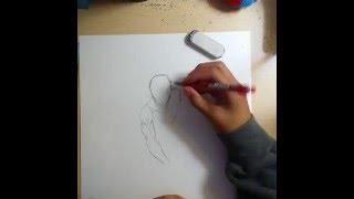 Spider-Man 2099 Speed drawing