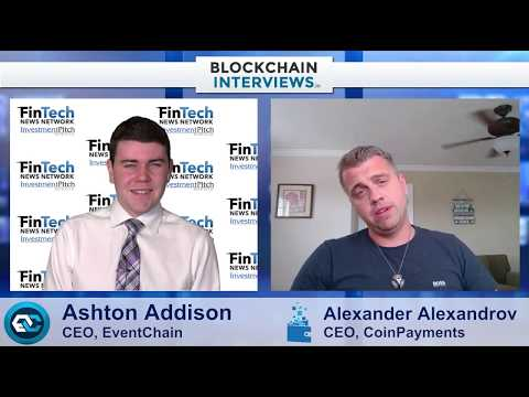 Blockchain Interviews – Alexander Alexandrov, CEO of CoinPayments