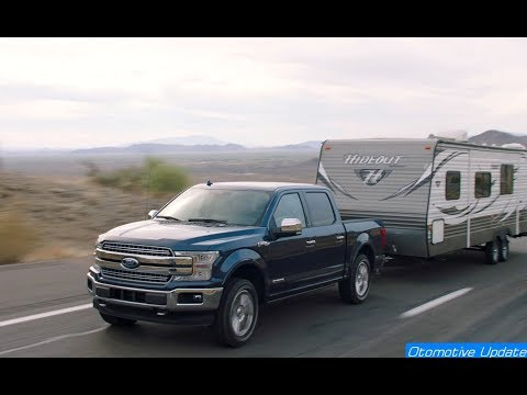 NEW 2018 Ford F150 PowerStroke Diesel - The Strong Muscle
