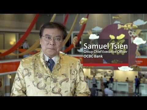 2018 Chinese New Year Greetings From OCBC Bank