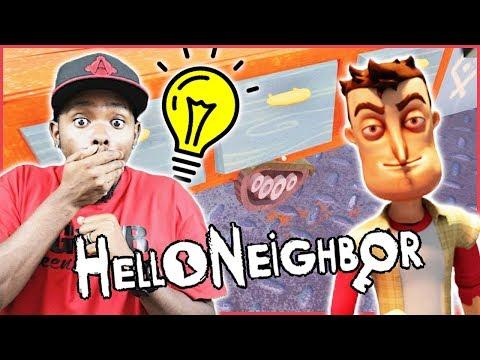WE ARE CRACKING THE CODE! - Hello Neighbor Gameplay