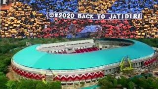 Progres Stadion Jatidiri Tahap IV Desember.