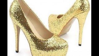 как сделать туфли красивые