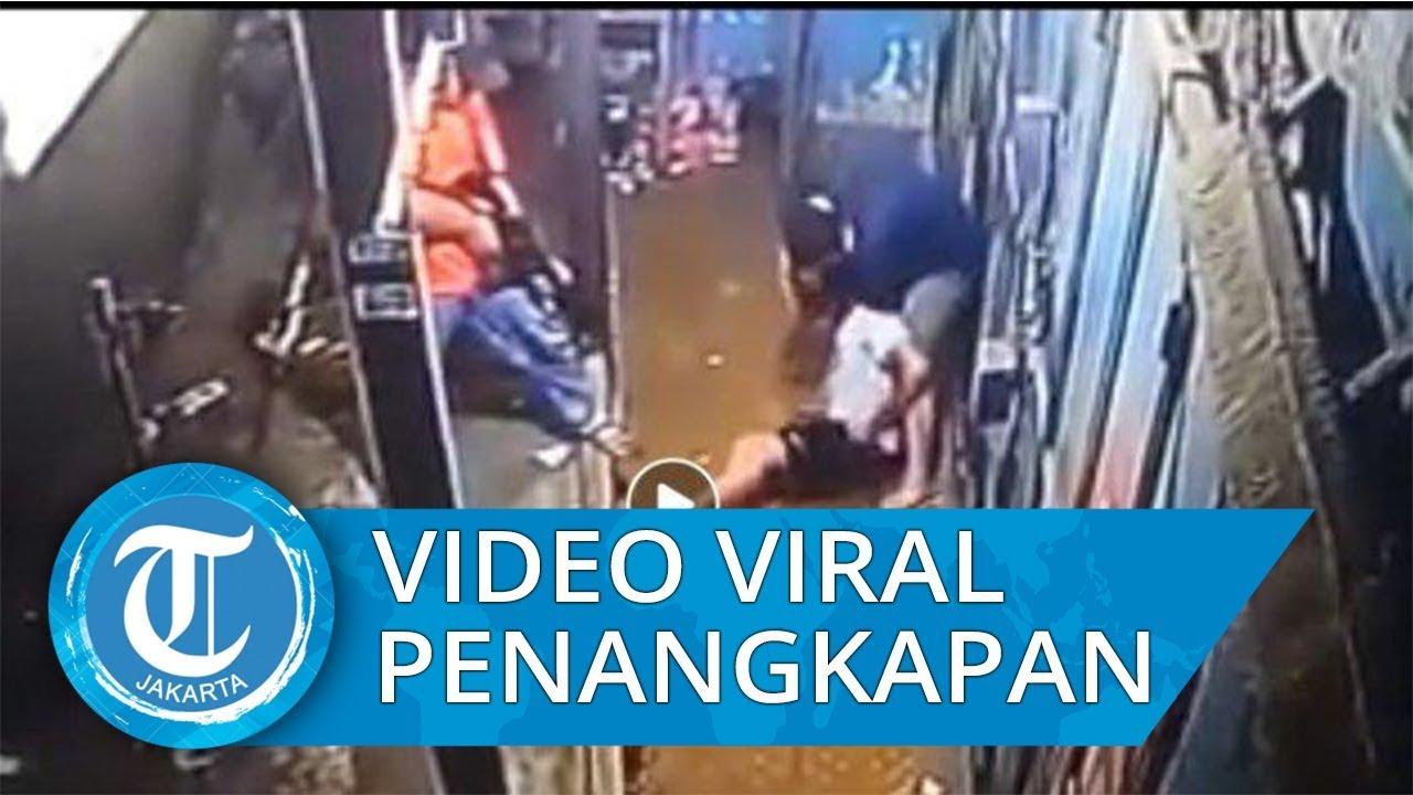 VIRAL Video Penangkapan Pria Diduga Dijebak Kasus Narkoba di Kalideres, Ini Kata Polisi