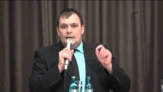 Bürgermeisterwahl in Heringen: Kandidat Björn Schäfer