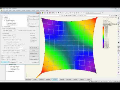Cable Nets and Grid Shells: Form-finding with GSA (Oasys Software Webinar)