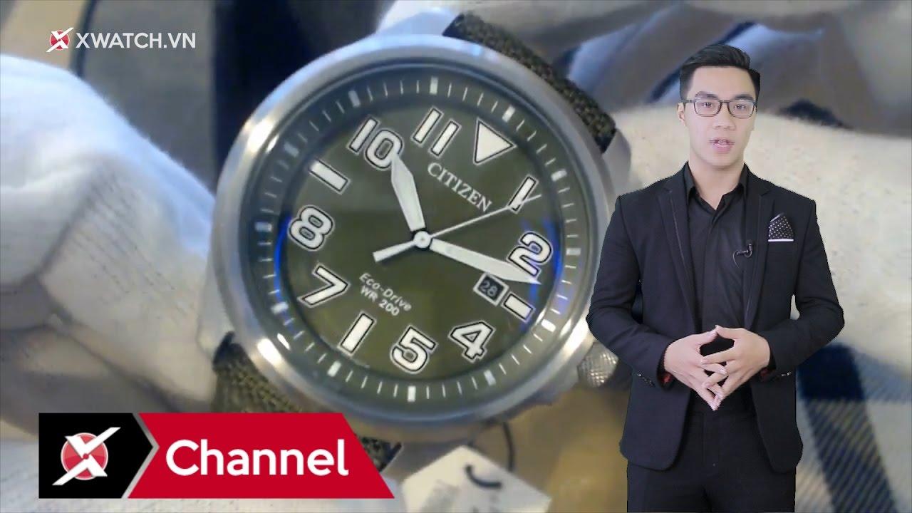 Top 5 đồng hồ dây vải đáng mua nhất (Phần 1)