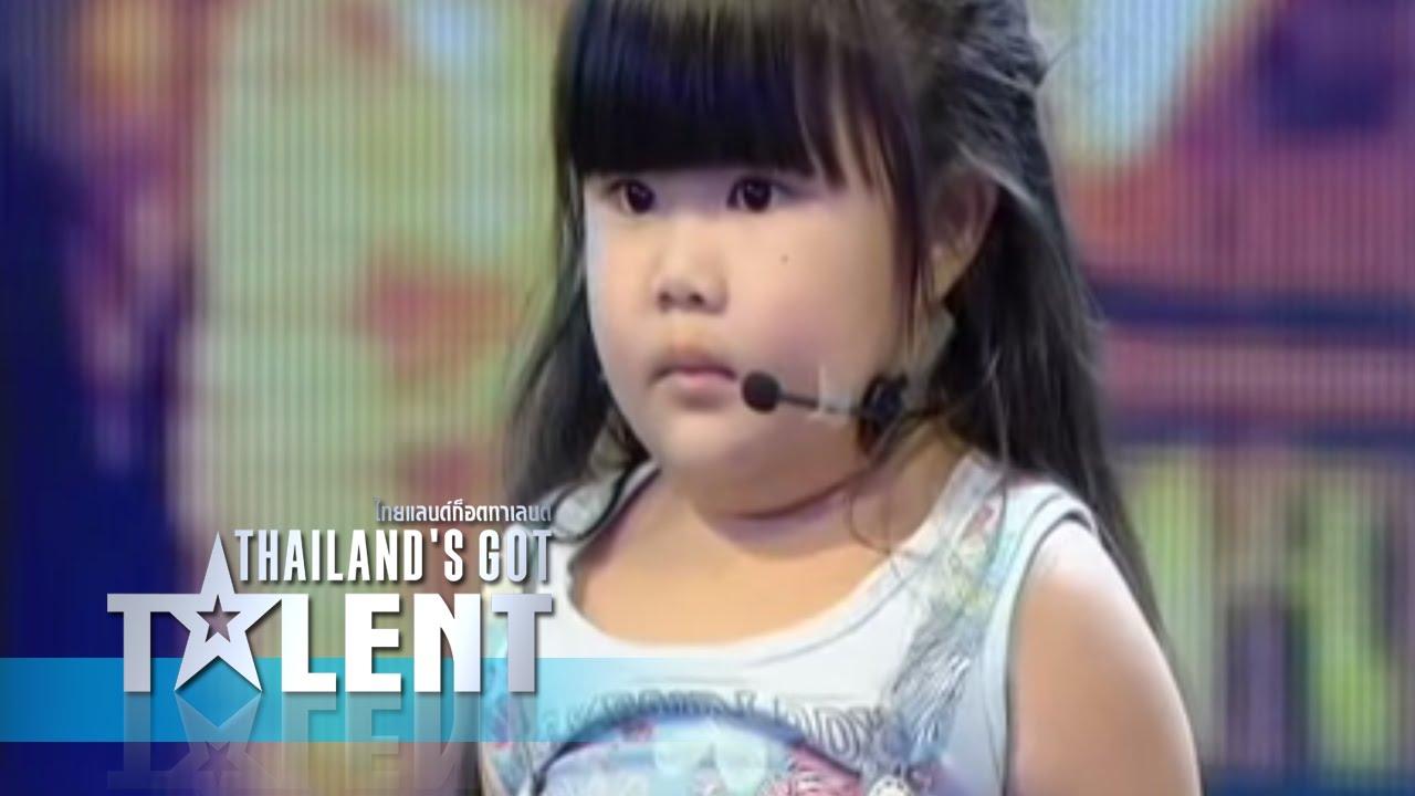 หีเด็ก6ขวบ Thailand's Got Talent Season4-4D Audition EP1 2/6