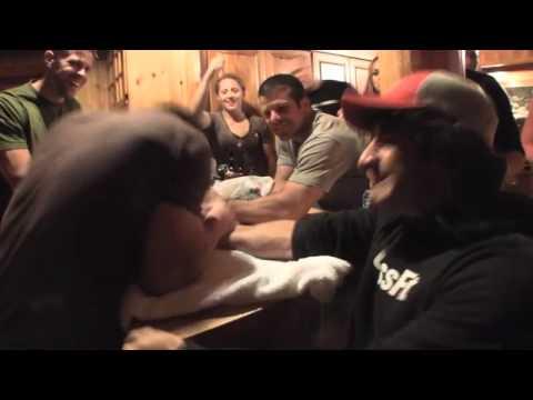 CrossFit - Arm Wrestling in Tahoe: Matossian vs Hobart