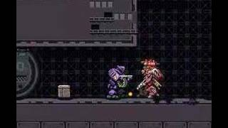 SNES Metal Warriors