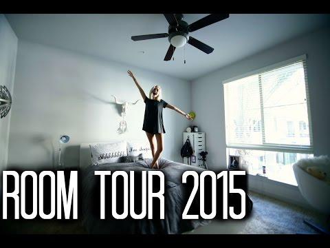 Room Tour 2015 | Maddi Bragg