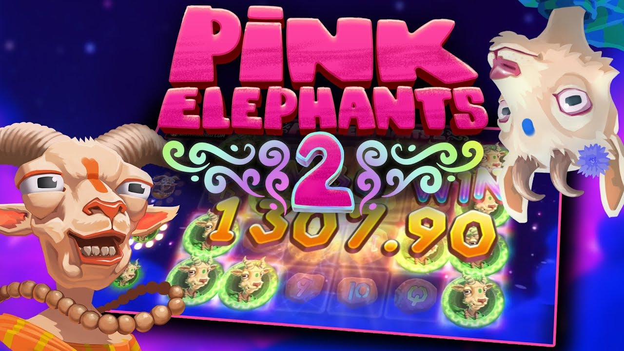 View Pink Elephants Game  Gif