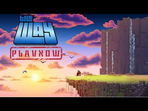 PlayNow: The Way Game | PC Gameplay (Adventure Game inspired by Another World)