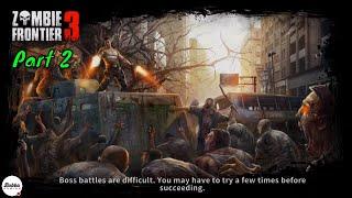 Zombie Frontier 3: Sniper FPS - Garas Jail Part 2 - Gameplay Walkthrough (Android-iOS)