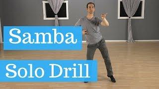 Samba Basics Solo Practice Drill - Do It With Us