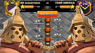 Clan War Leagues Attack - TH12 Attacks - Champion 1 - Round 2 (Season 7) | Clash Of Clans