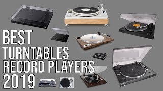 Best Turntables 2019 | Top 5 Best Turntable Record Players of 2019