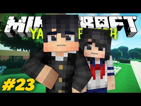 Yandere High - SENPAI'S STALKER!? (Minecraft Roleplay) #23